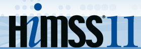 HIMSS11 logo