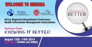 himan banner for Africa Regional Conference Knowing it Better 2014